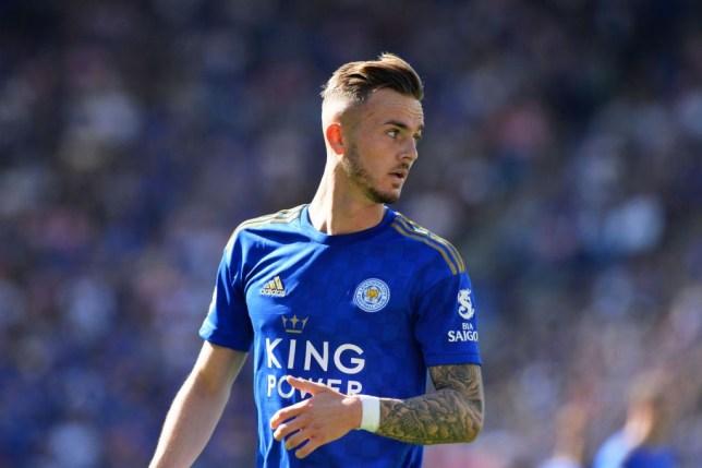แมนเชสเตอร์ยูไนเต็ดลงนามกับ Leicester City ace James Maddison