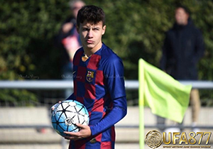 Barcelona ace Marc Jurado