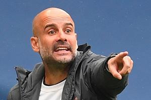 Pep Guardiola เรียกร้องคำขอโทษ