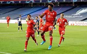 บาเยิร์นมิวนิค ต่อสู้กับ PSG ในแชมเปี้ยนส์ลีกรอบชิงชนะเลิศ