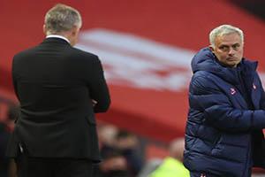 Jose Mourinho ล้อเลียนแมนเชสเตอร์ยูไนเต็ด