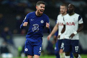 Jorginho รับโทษ ชนะของ Chelsea