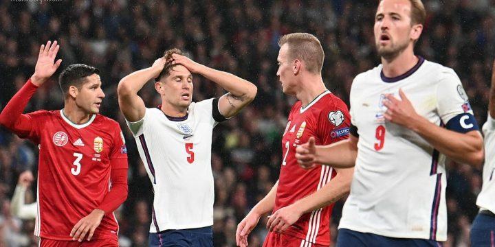 ฮังการี เสมอ 1-1 อังกฤษ